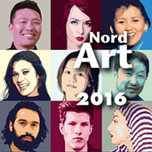 Die NordArt 2016 in Büdelsdorf kündigt sich an