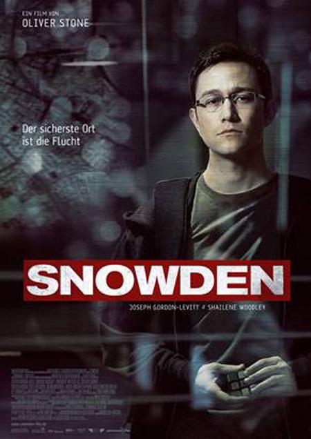 Jetzt hier online, der deutsche Trailer zum Kinofilm SNOWDEN