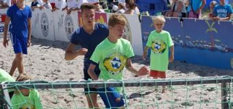 Flens BeachSoccer Cup in Schwedeneck