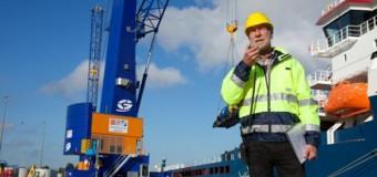 Rendsburg gehört zu den wichtigen Logistik-Standorten der Windenergie