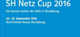 Ministerpräsident Albig eröffnet Schleswig-Holstein Netz Cup