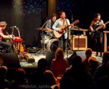 Faulkner und Band im Albatros Bordesholm