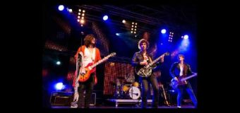 Da rockt das Albatros in Bordesholm: The Wake Woods
