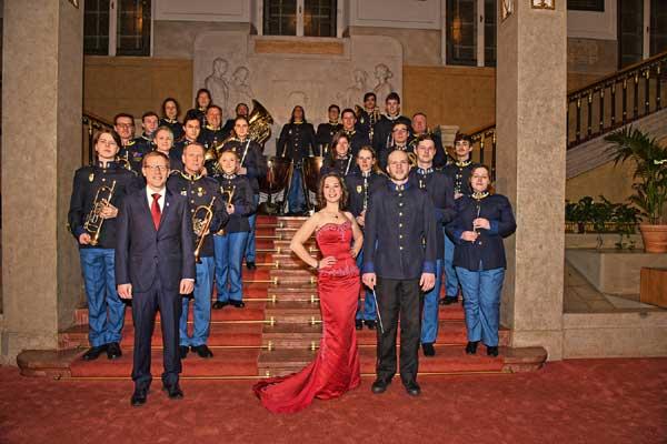 Neujahrskonzert mit dem Regimentsorchester Wien in Eckernförde