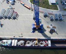 Rendsburg Port investiert Millionen in Firmenstandorte