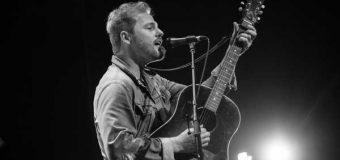 Live im Albatros Bordesholm: Matt Epp mit seiner Band
