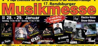 Die Rendsburger Musikmesse 2017