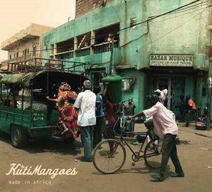 Foto: CD-Cover THE KUTIMANGOES