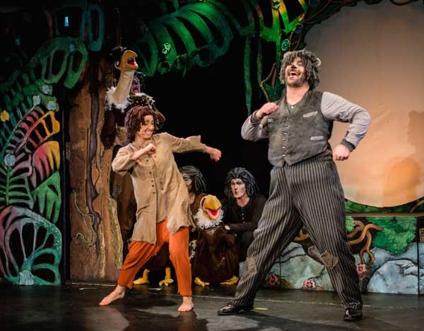 Musical für die ganze Familie: DSCHUNGELBUCH in der Stadthalle Eckernförde