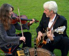 Borbyer Kirche: Klezmer und Tango mit dem Duo Zhok