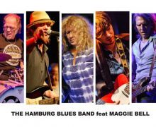 "Savoy Bordesholm: 35th Anniversary Tour"" präsentiert die Hamburg Blues Band"
