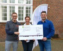 WfG RD-ECK fördert den Verein DoppelPASS mit 3630 Euro