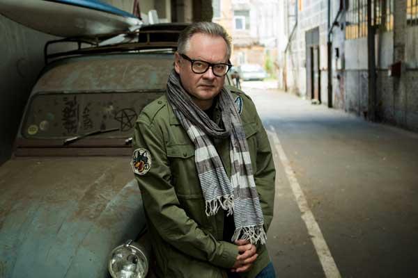 Heinz Rudolf Kunze live in der Stadthalle Eckernförde