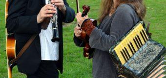 Duo Zhok – Klezmer aus tiefer Seele – Live in Owschlag