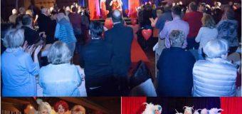"""Die """"Onkel Tanten"""": Standing Ovations bei der Travestieshow im Gasthaus Gosch!"""