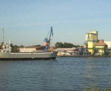 Kreishafen Rendsburg setzt positiven Trend fort