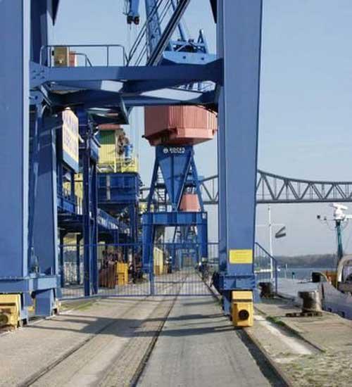 Kreishafen Rendsburg: Umschlagsergebnis 2018 bestätigt positiven Trend