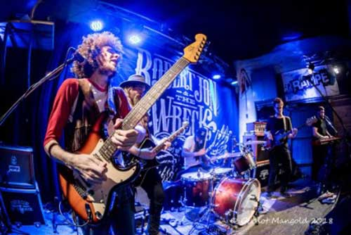 Robert Jon & the Wreck live im Albatros Bordesholm