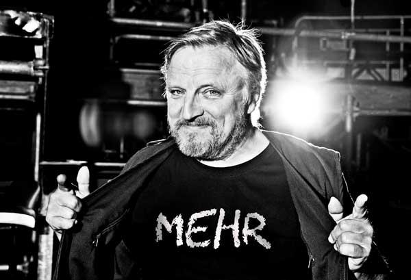 Axel Prahl und das Inselorchester in Eckernförde