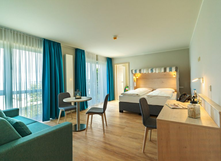 Hotel Beachside direkt am Eckernförder Strand eröffnet