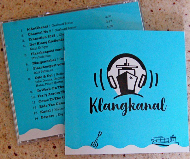 """Musikalisches: Verein Kunstschlepper aus Felm veröffentlicht die CD """"Klangkanal"""""""
