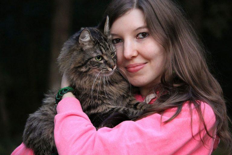 Seit wann leben Menschen mit Katzen zusammen?